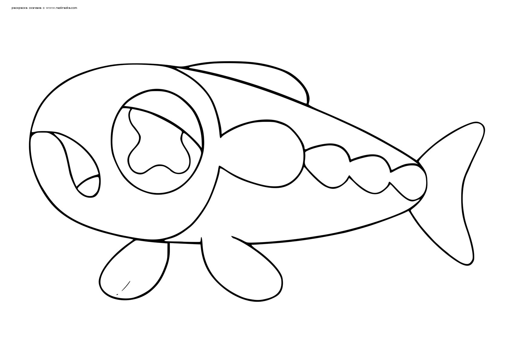 Раскраска Покемон Вишиваши (Wishiwashi). Раскраска Покемон