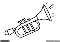 Труба - скачать и распечатать раскраску. Раскраска Простая раскраска для детей, раскраску труба для малышей просто скачать