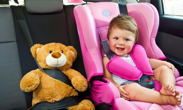 Безопасность ребенка в путешествии