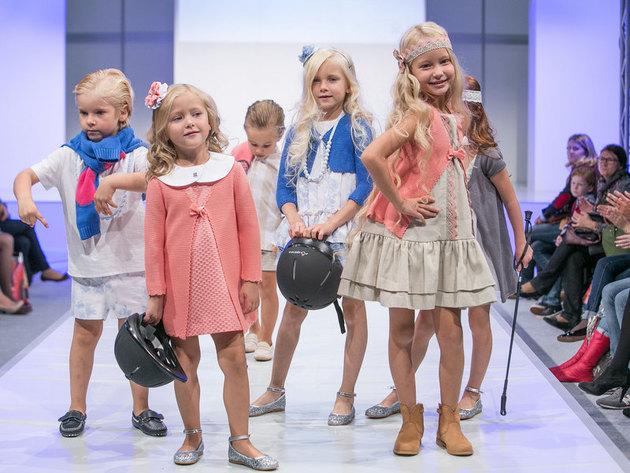 Дети-модели: все остаётся с ними