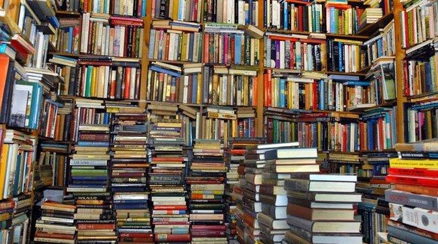 Роскошь домашней библиотеки