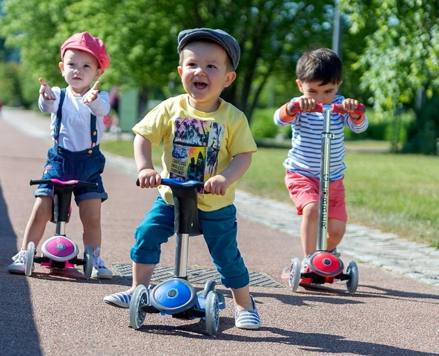Физическое воспитание детей младшего школьного возраста