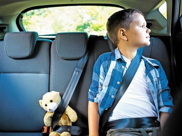 Перевозка детей в автомобиле в 2021 году: правила