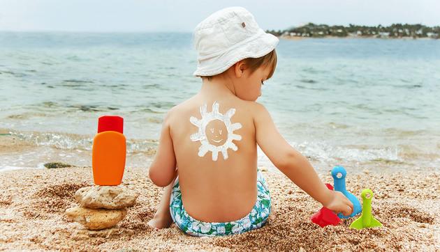 Солнечный ожог: причины, стадии солнечного ожога. Первая помощь и профилактика