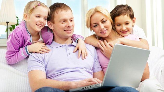 Покупка детских вещей в интернет-магазинах