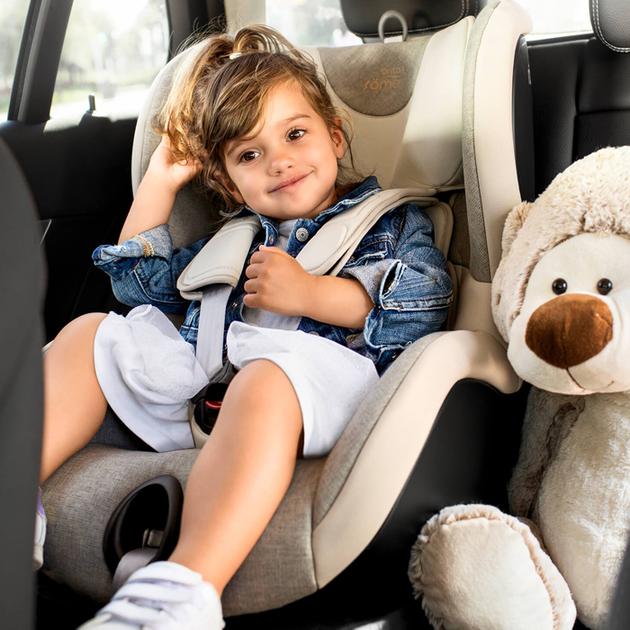 Детские автокресла: безопасность в дороге