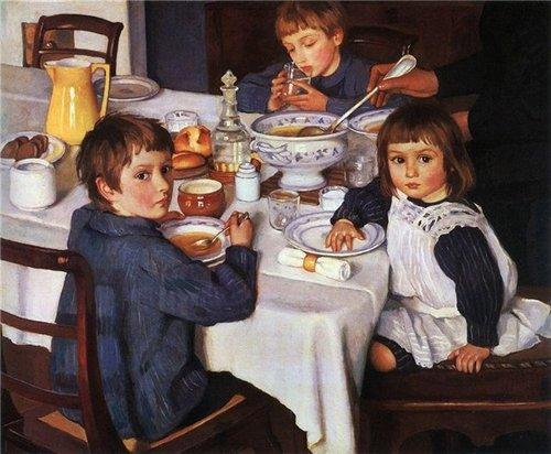 Идея - четыре отличных завтрака для ребенка