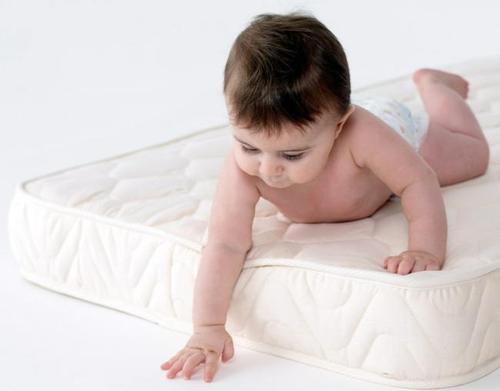 Детская кровать начинается с матраса