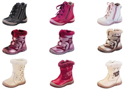 Выбор первой детской обуви для ребенка
