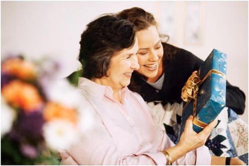 Подарок для мамы к международному женскому дню