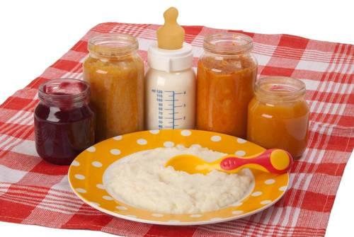 Правильное питание малыша в первые месяцы жизни - залог здоровья на долгие годы