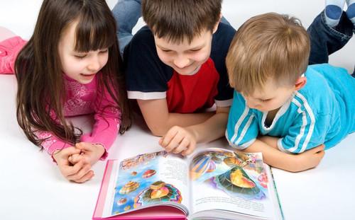 Первые книжки для ребенка