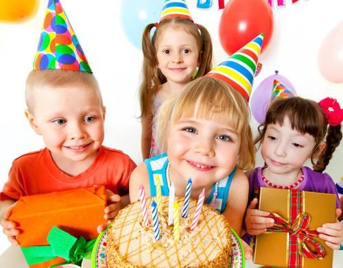 Как весело отпраздновать день рождения малыша