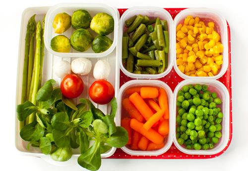 Как правильно питаться и не худеть