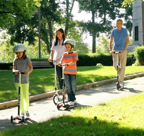 Совместная с ребёнком прогулка