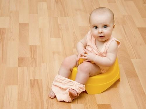 Как быстро и без слез приучить ребенка к горшку?