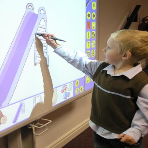 Если учиться, то весело: 5 способов использования проекционных экранов Projecta