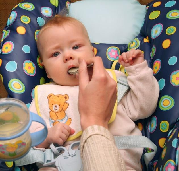 Питание детей до года: разнообразие в кашах