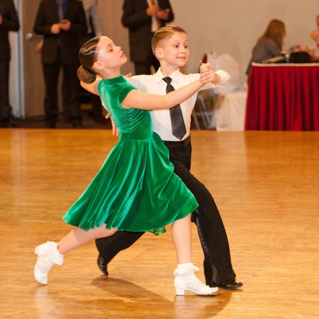 Бальные танцы как хобби и не только для детей