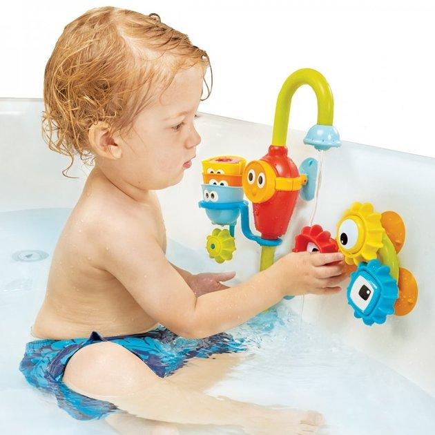 Учиться в ванной - это весело!
