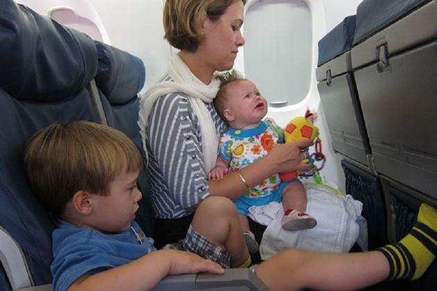 Как путешествовать с маленьким ребенком?