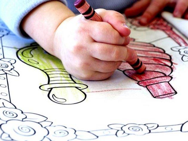 Качественная печать детских раскрасок: 5 преимуществ картриджей HP