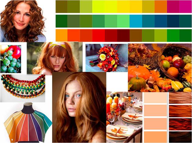 Природная палитра: определяем свой цветотип
