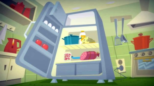 Как устроен холодильник. Объясни, как-будто мне пять лет