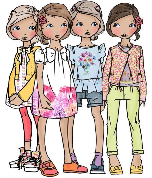 Мода для детей и подростков