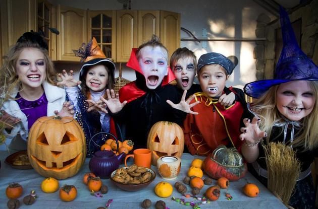 Страшно красивые костюмы и подарки на Хеллоуин для вашего ребенка!
