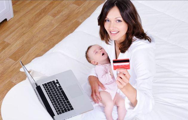 Как маме в декрете получить кредит в банке?