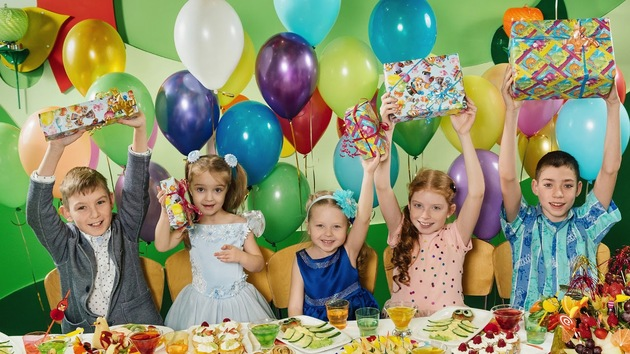 Где и как отметить детский день рождения