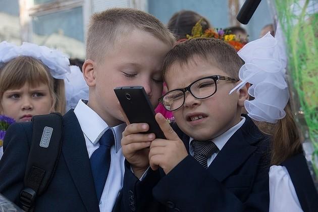 Мобильный телефон для ребенка. Правила