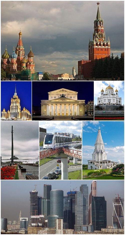 Путешествие в Москву на автобусе
