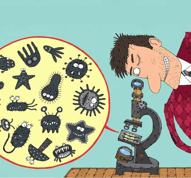 Почему важно мыть руки? Раскраски вируса для ребенка.