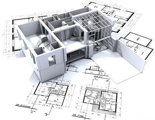 Строительство собственного дома начинается с его дизайна