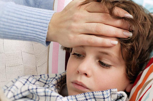 Профилактика рецидивирующих острых респираторных вирусных инфекций у детей