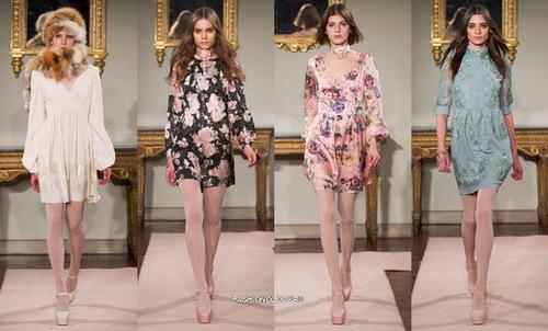 Модные платья или тенденции весны 2015