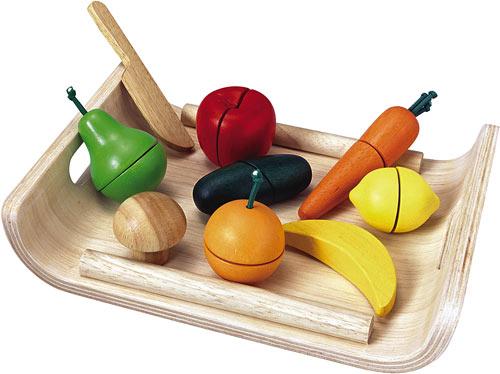 Детские деревянные игрушки: природное тепло, экологичность и качество