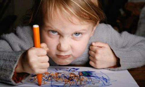 В чем причина детской агрессивности?