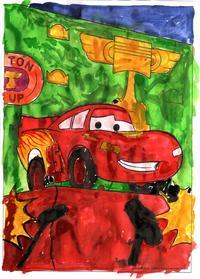 конкурс детского рисунока: 5 лет ст.Кущевская Краснодарского края