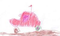 конкурс детского рисунока: 5 лет Петрозаводск