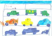 конкурс детского рисунока: 6лет Москва