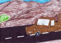 конкурс детского рисунока: 10  Москва