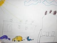 конкурс детского рисунока: 6 лет Ессентуки