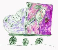 конкурс детского рисунока: 6 лет москва