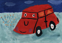 конкурс детского рисунока: 11 лет Москва