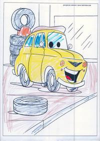 конкурс детского рисунока: 5 лет Москва