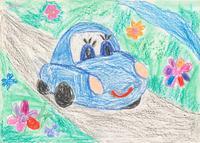 конкурс детского рисунока: 7 лет г.Магнитогорск Челябинская область