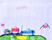 конкурс детского рисунока: 6 лет Борский район, село Линда